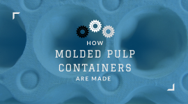 How Molded Pulp Containers are Made