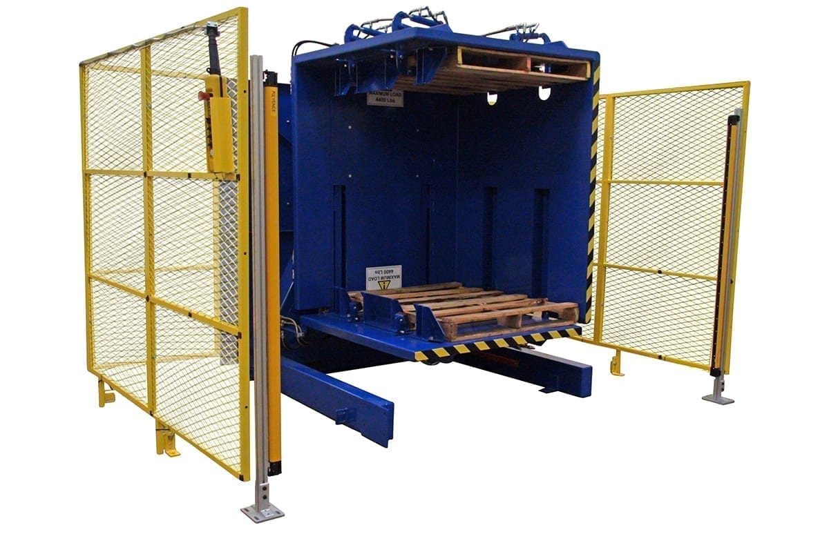 Build to Order Pallet Inverter