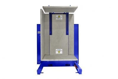 STAINLESS PALLET INVERTER 1