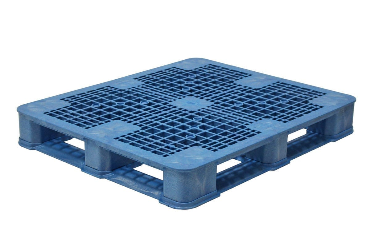 Rck 120 Plastic Pallet 1