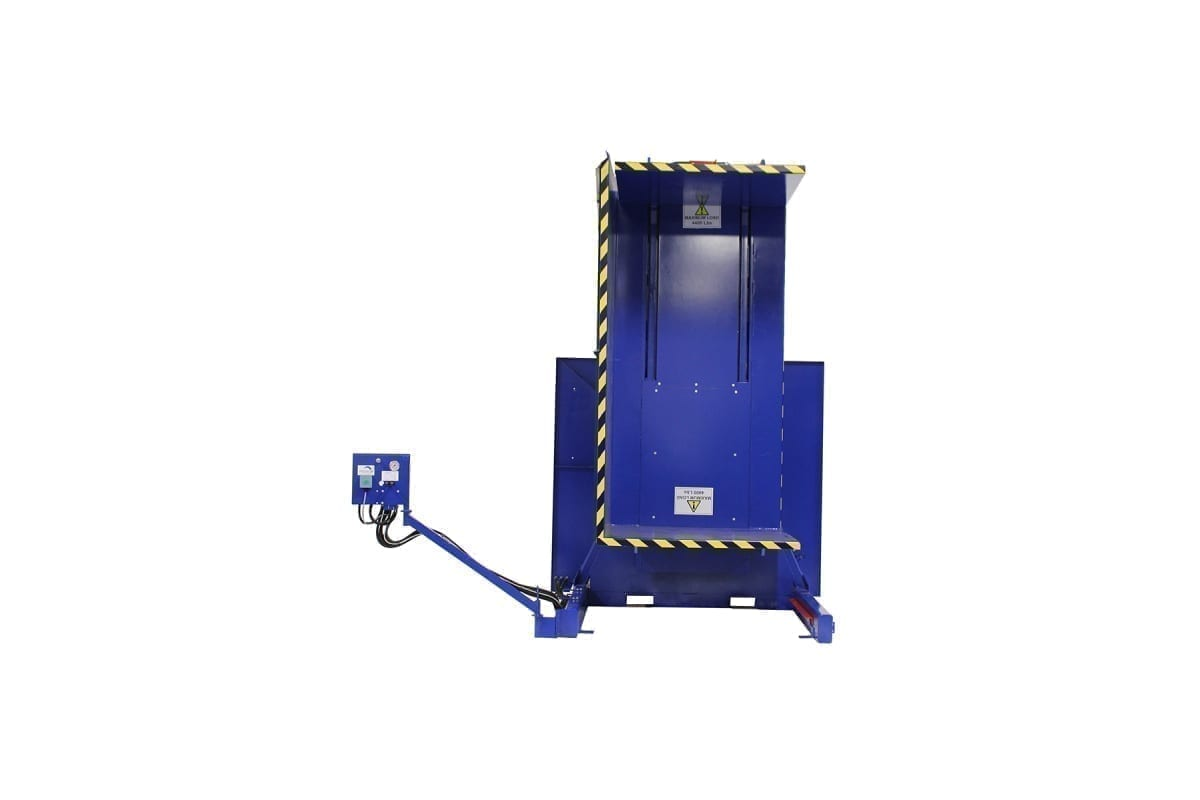 "SINGLE CLAMP ""FS 2500"" PALLET INVERTER 1"