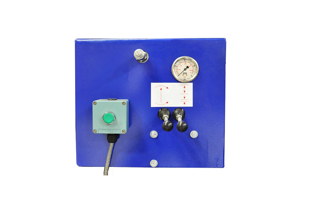 8. Pallet Inverter Lever Control Option