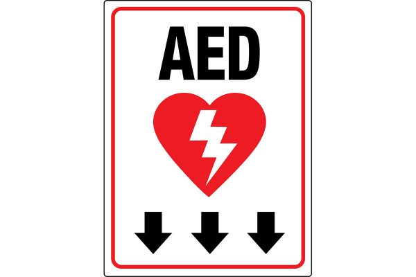 AED-Below-Wall-Signs