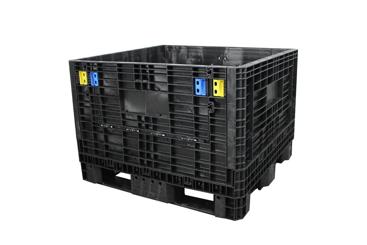 48 x 45 x 34 COLLAPSIBLE CONTAINER 1