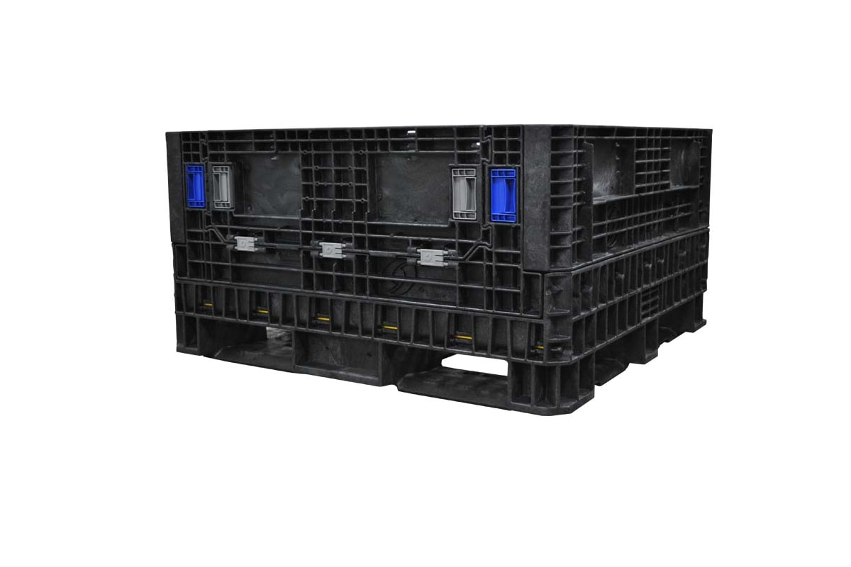 48 x 45 x 25 COLLAPSIBLE CONTAINER 1