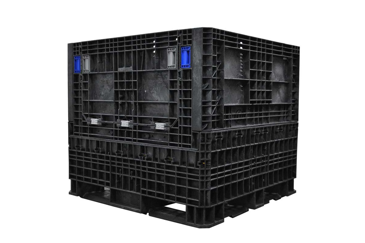 48 x 45 x 42 COLLAPSIBLE CONTAINER 1