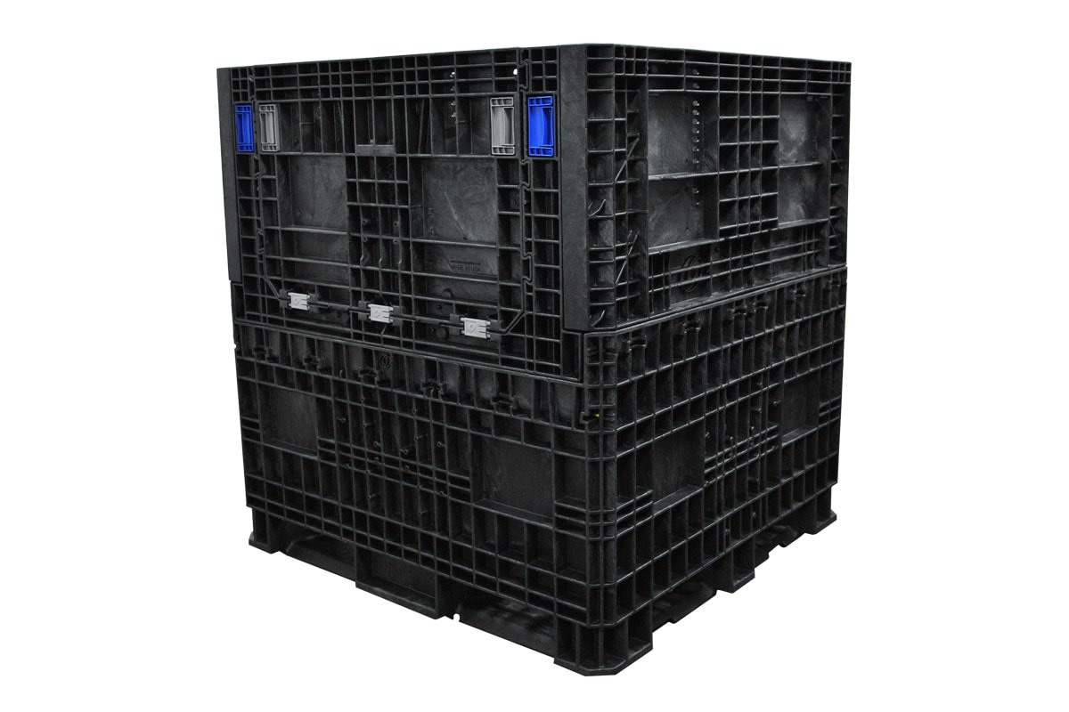 48 x 45 x 50 COLLAPSIBLE CONTAINER 1