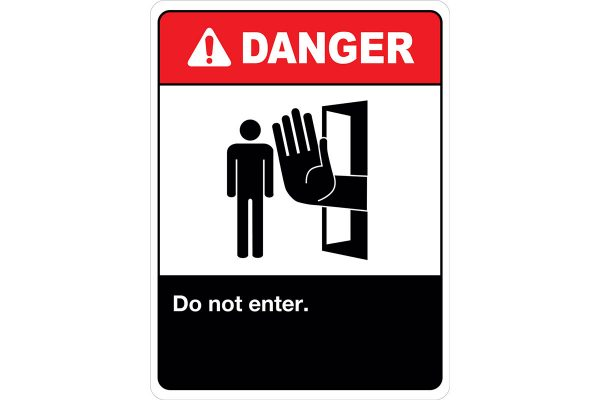 Do-not-enter-signs-OSHA-and-ANSI
