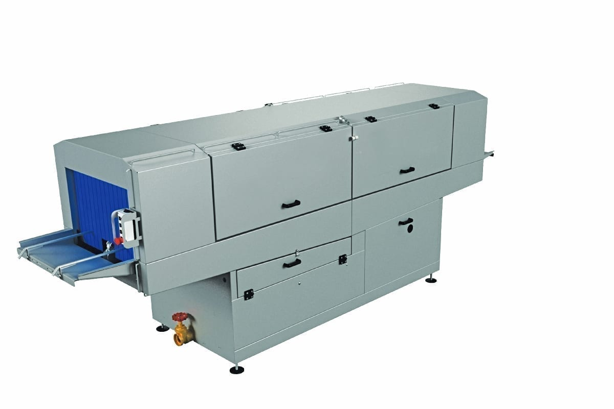 Ekw-3500 Crate Washer