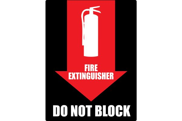 Fire-Extinguisher-Do-Not-Block-Black-Red
