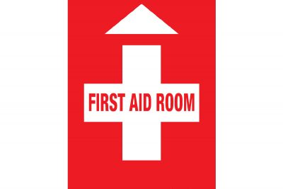 First-Aid-Room-Wall-Sign