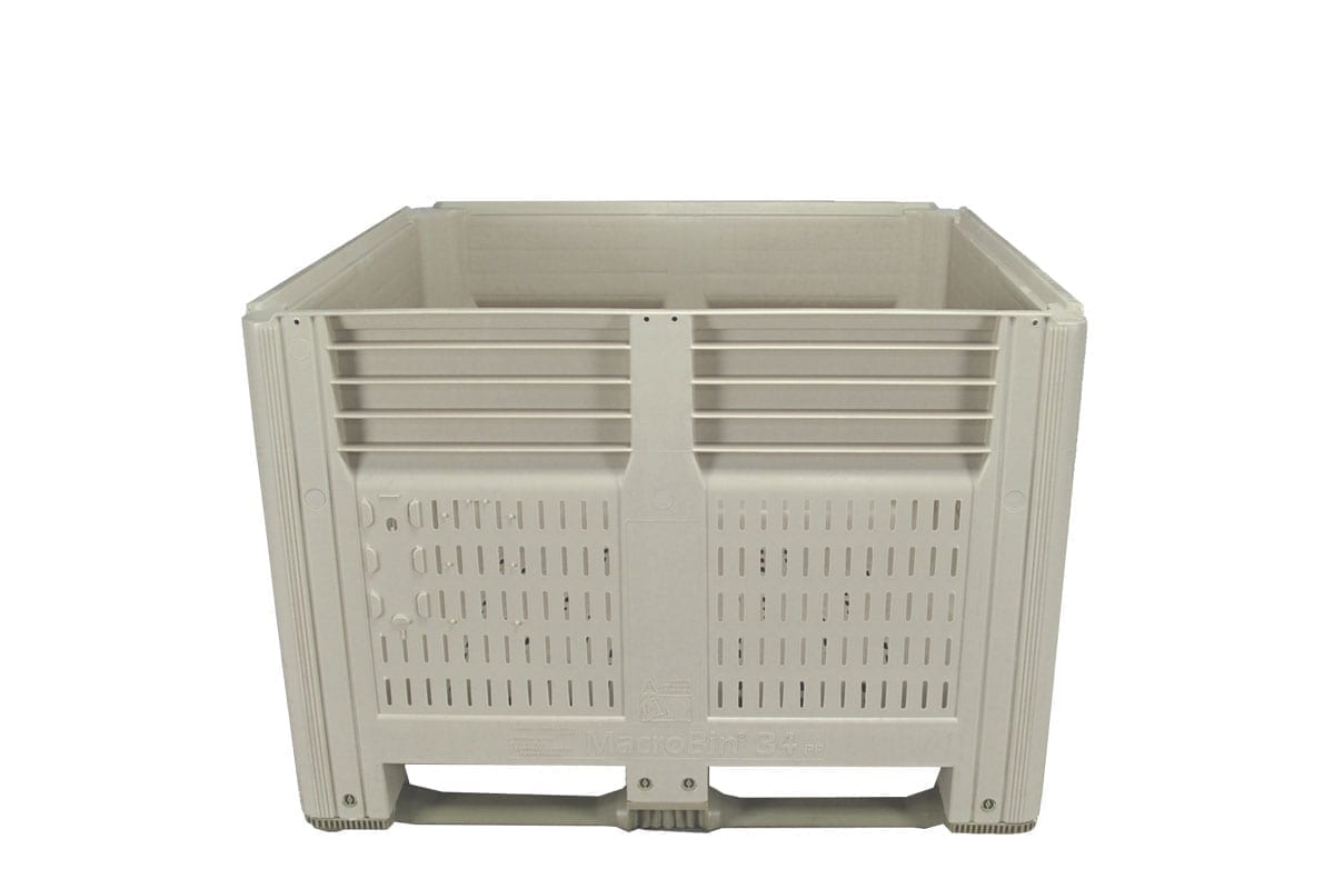 45 X 48 X 34 VENTILATED PLASTIC CONTAINER 2