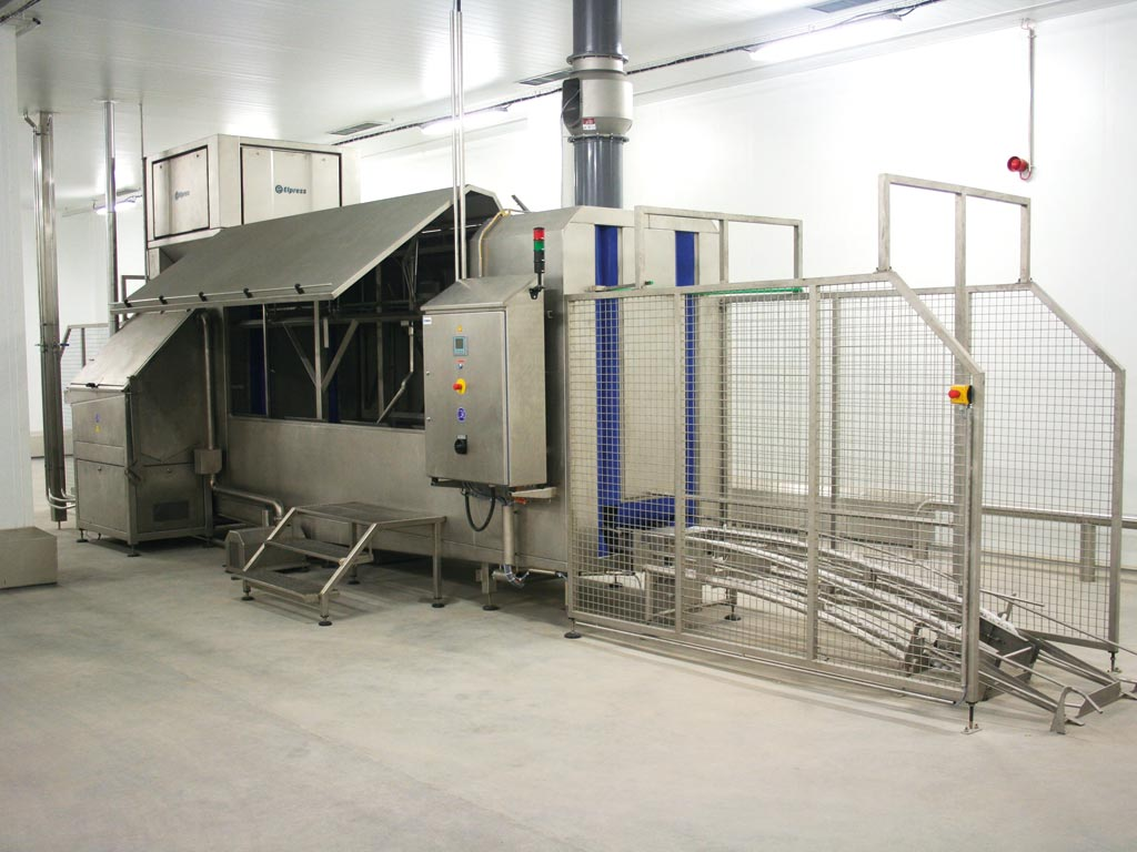 Pallet Washer Manufacturer