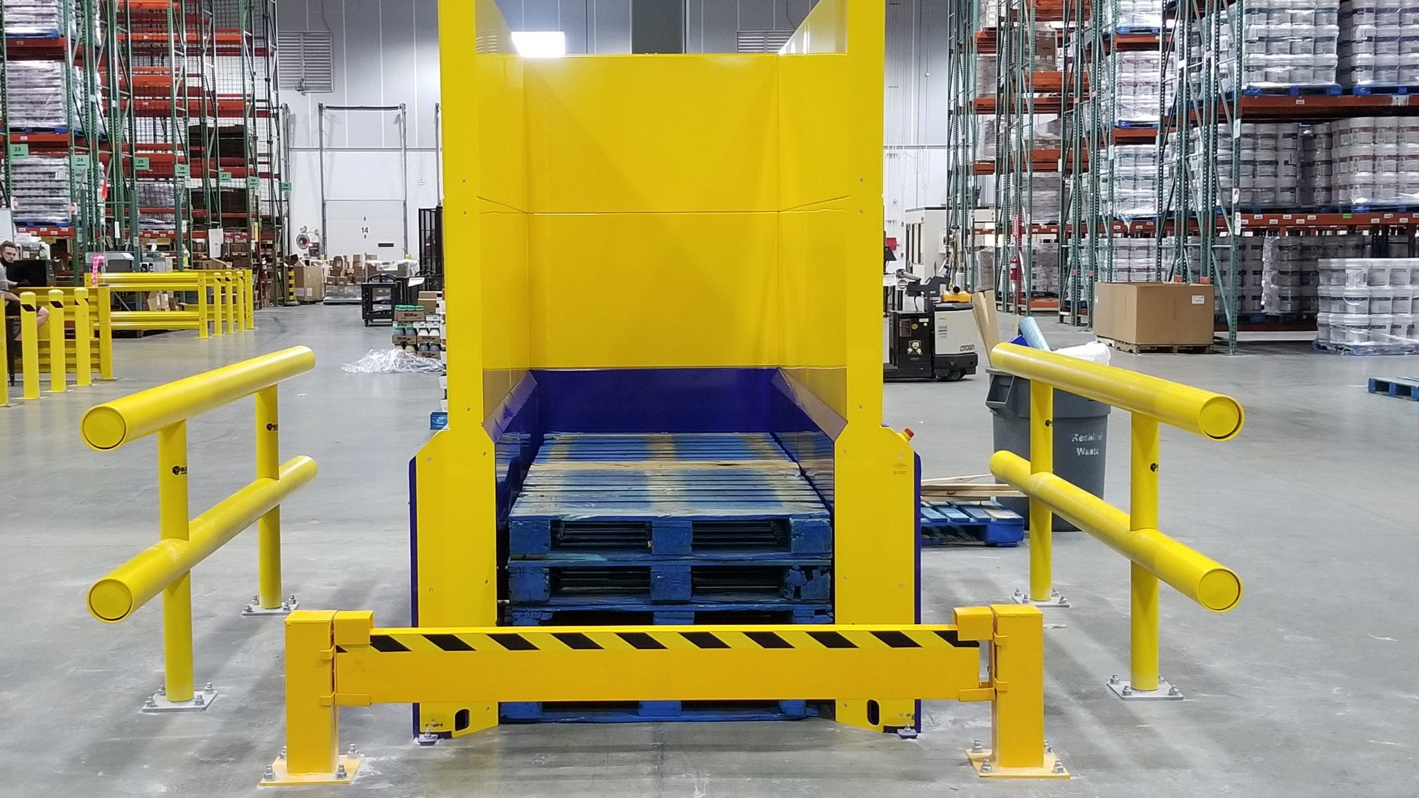 Premier Pallet Dispensers