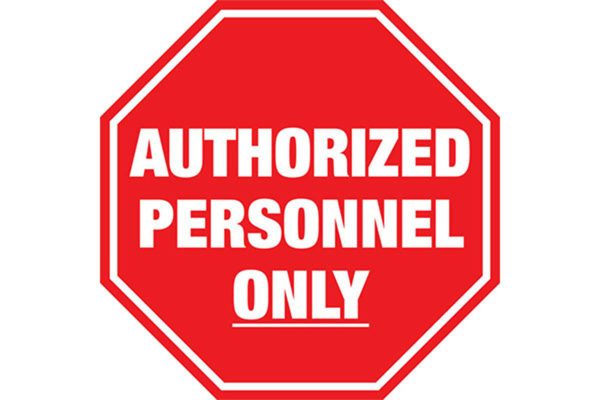 Stop-Sign-Auth-Personnel-Only-1