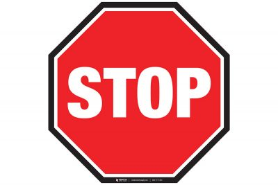 Stop-Sign-With-Black-Border