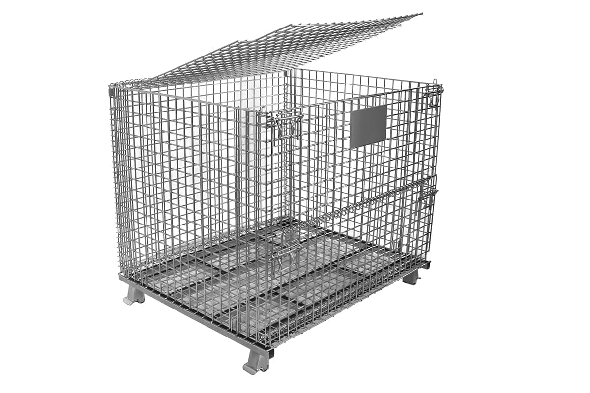 Xl Lid Baskets For Industrial Use