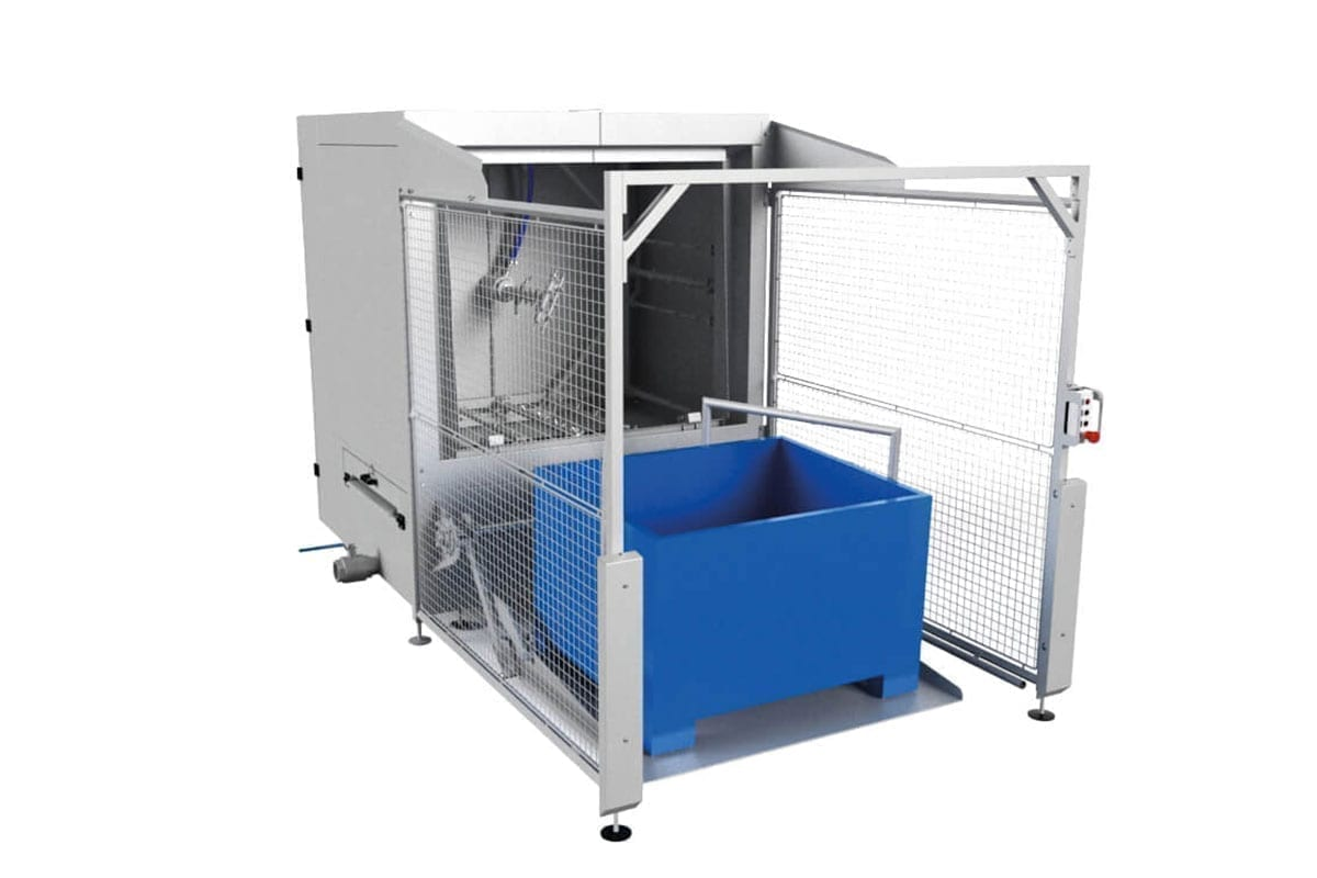 container-washer