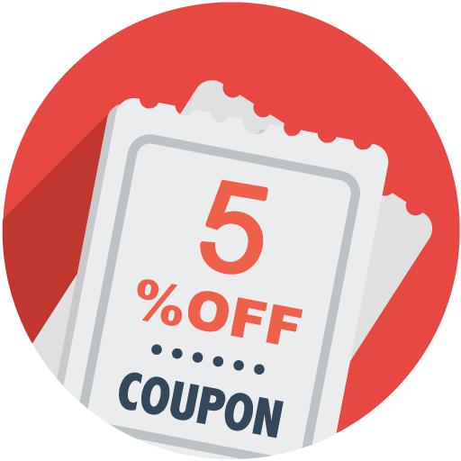 Use coupon image