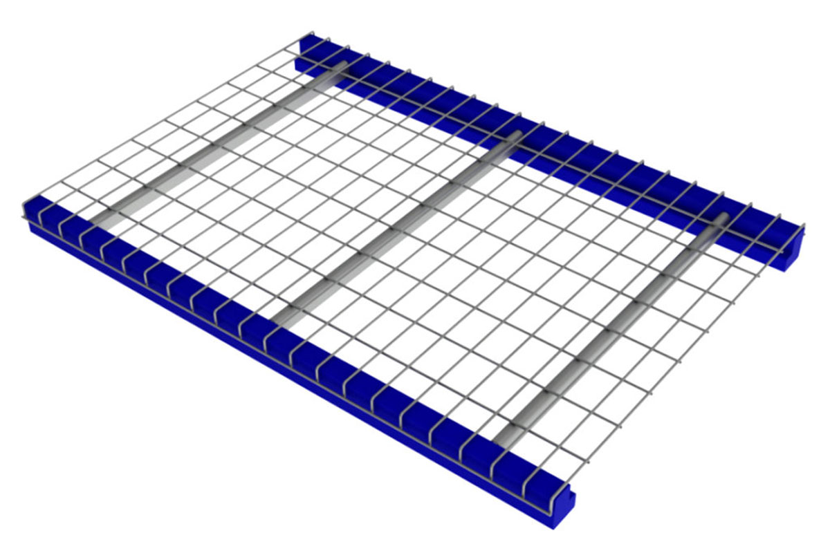 INVERTED FLANGE DECKING 3