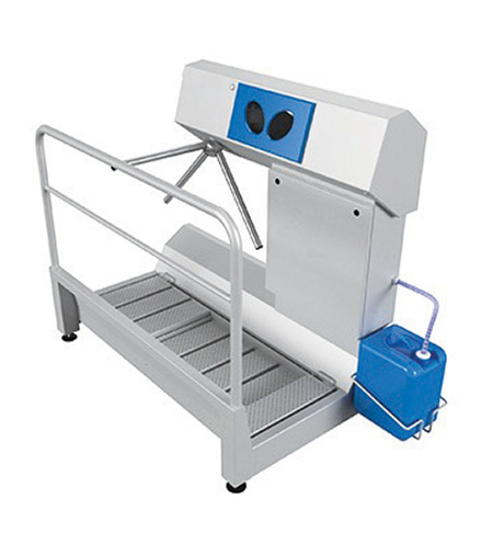 DZD-HDT HYGIENE STATION (SOLE & HAND DISINFECTION) 1