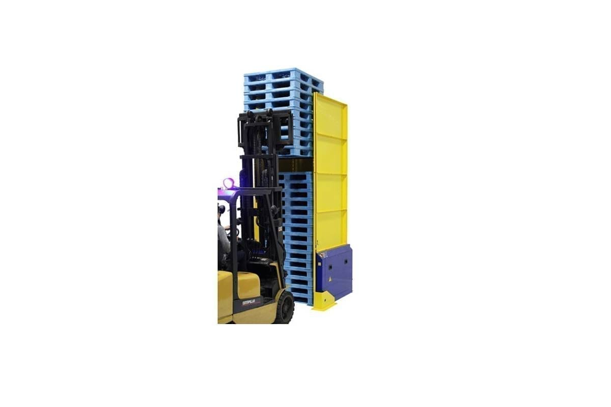 Pallet Dispenser Stringer Pallets 2