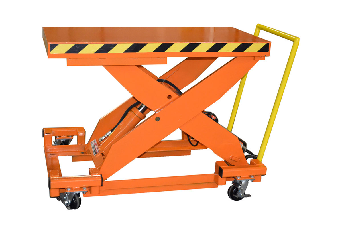 PORTABLE ELECTRIC LIFT TABLE 2