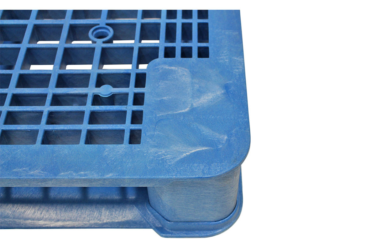Rck 120 Plastic Pallet 6