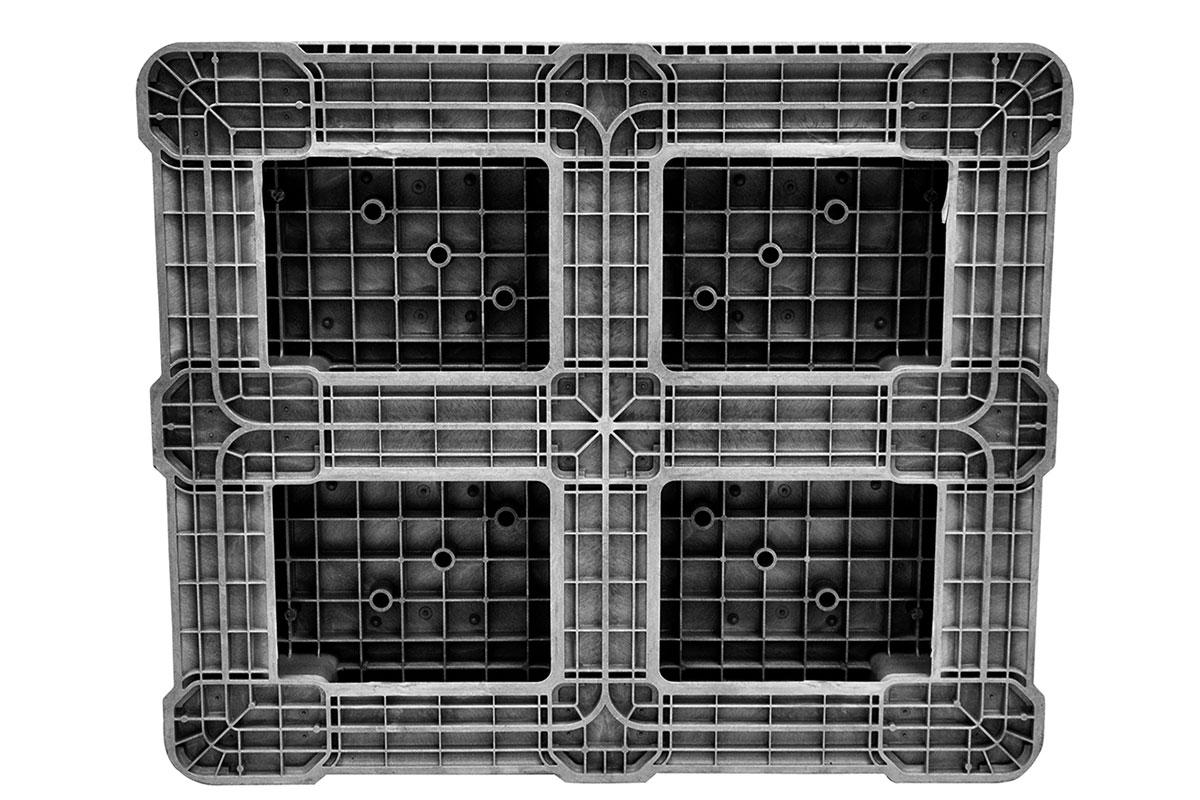 RCK 131 REINFORCED PLASTIC PALLET 4