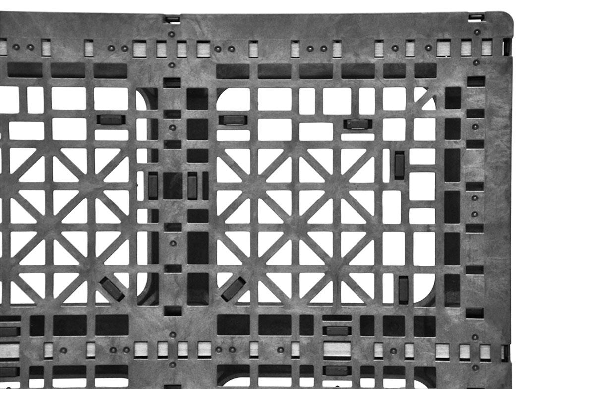RCK 290   1 ROD PLASTIC PALLET 5
