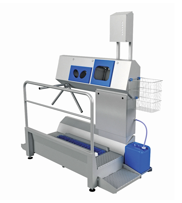 SANICARE HYGIENE STATION (SOLE CLEANING) 1