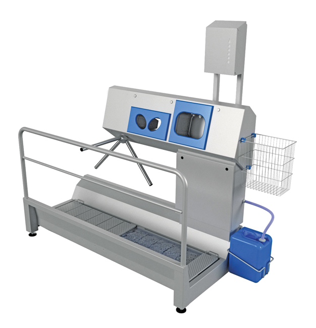 SANICARE HYGIENE STATION<br>(SOLE DISINFECTION) 1