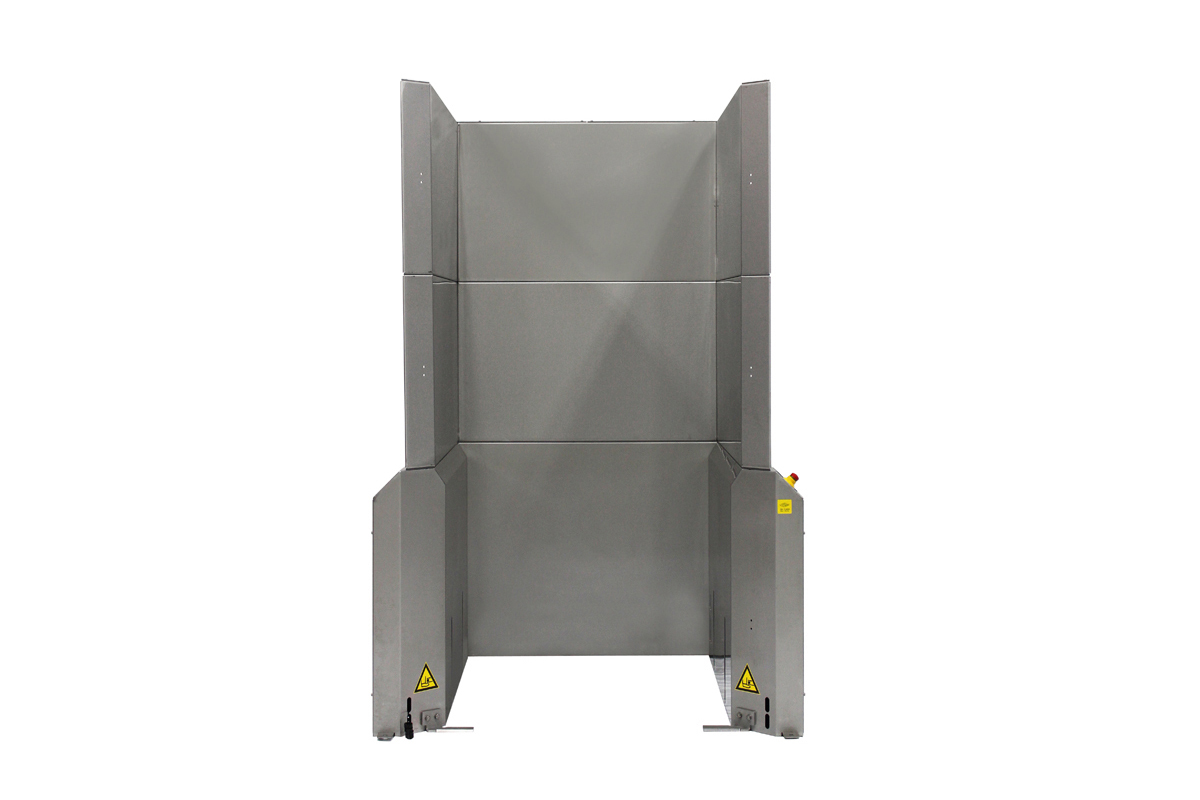 Stainless Pallet Dispenser 4