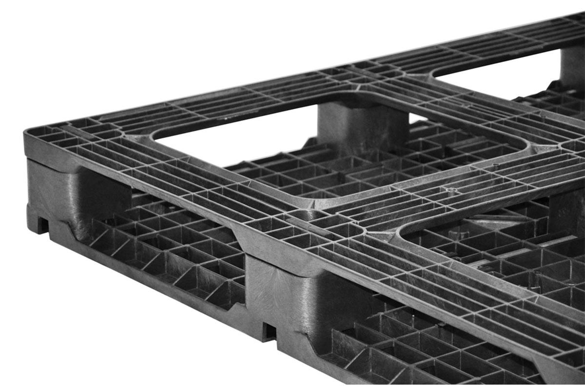 Stk 295 | 1-Rod Plastic Pallet 2