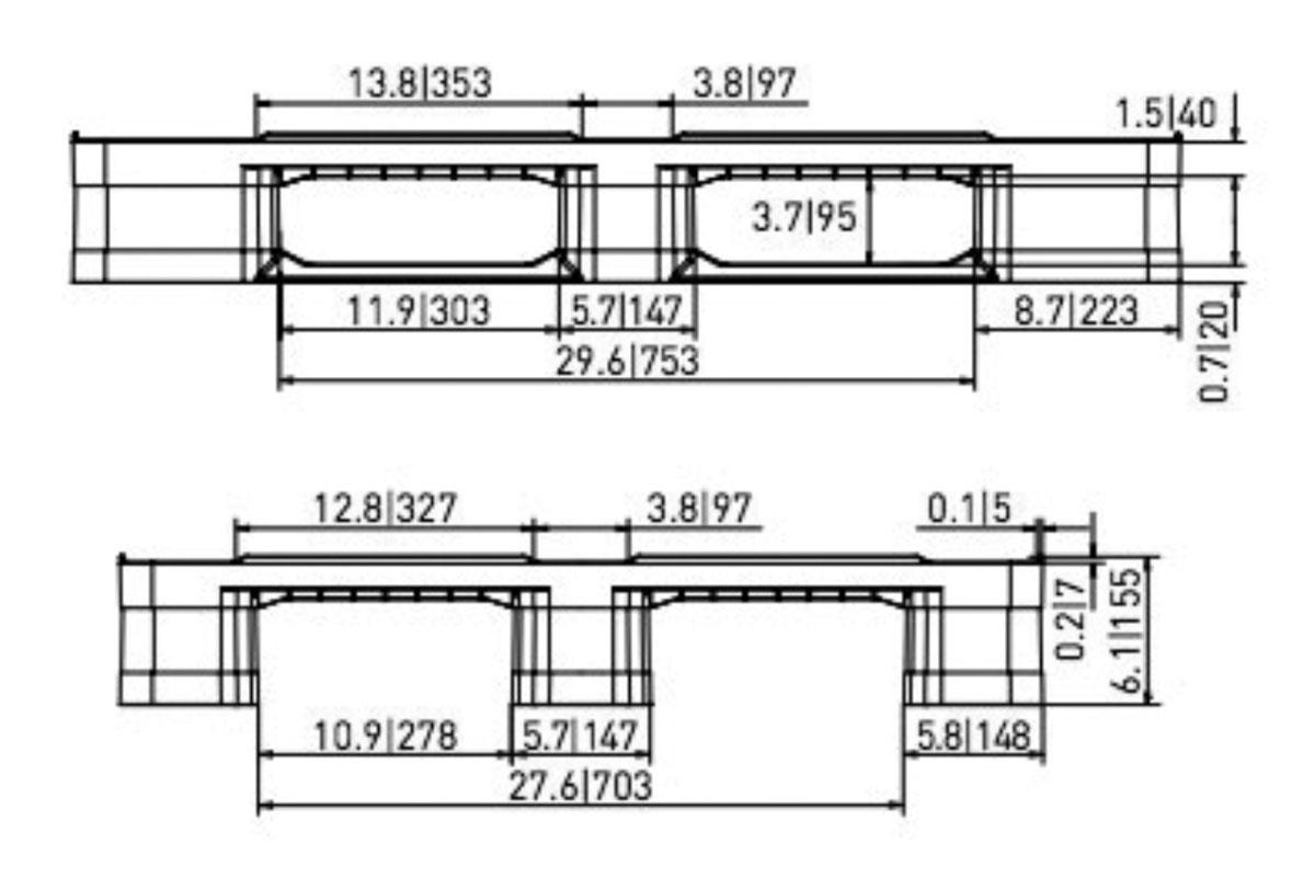 STK 746 STACKABLE PALLET 5