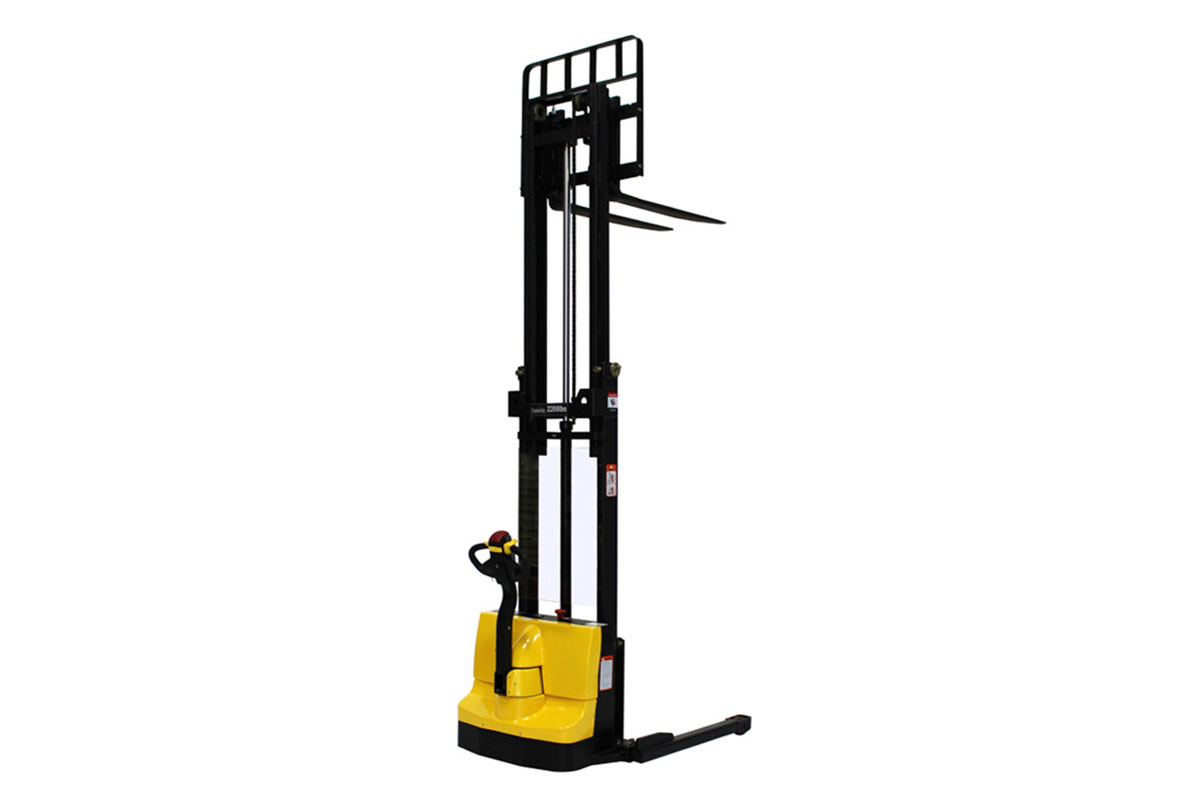 WS22SS-130 ELECTRIC PALLET JACK STACKER 2