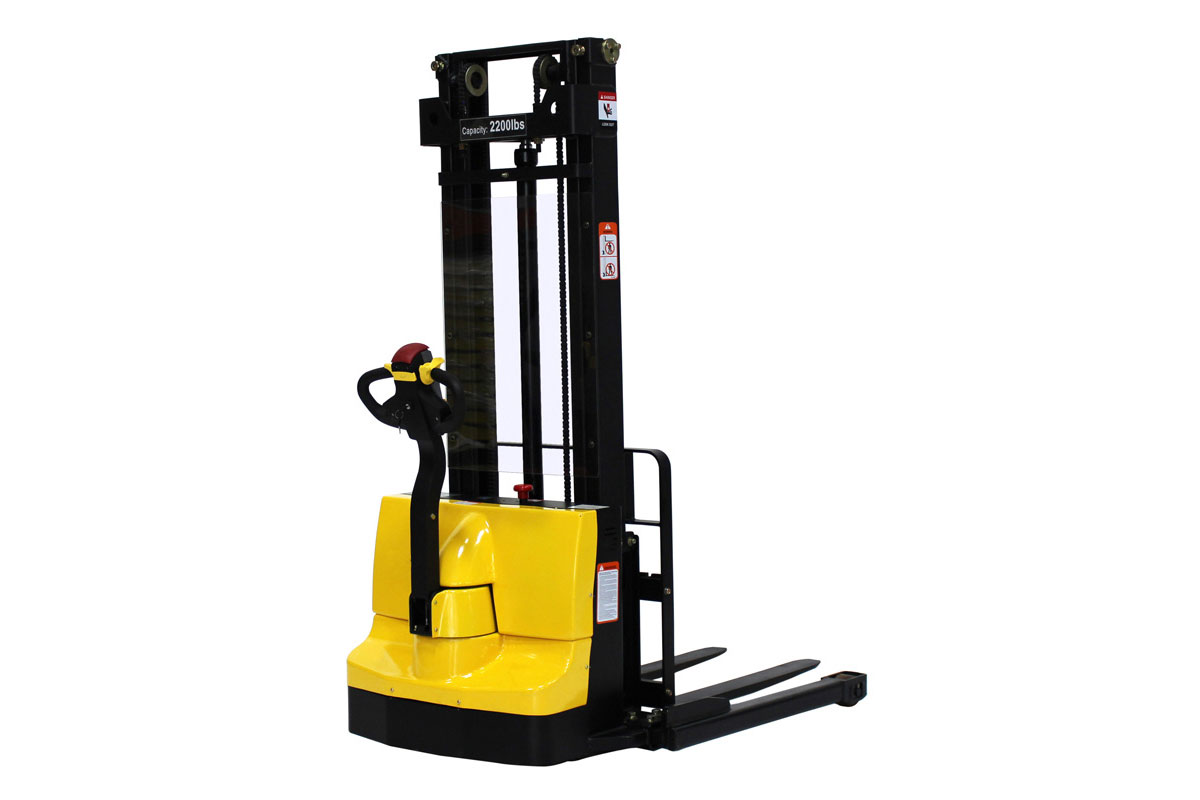 WS22SS-130 ELECTRIC PALLET JACK STACKER 1