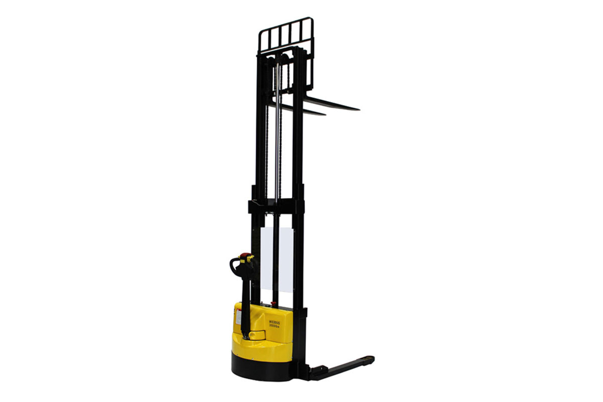 WS30SS-118 ELECTRIC PALLET JACK STACKER 2
