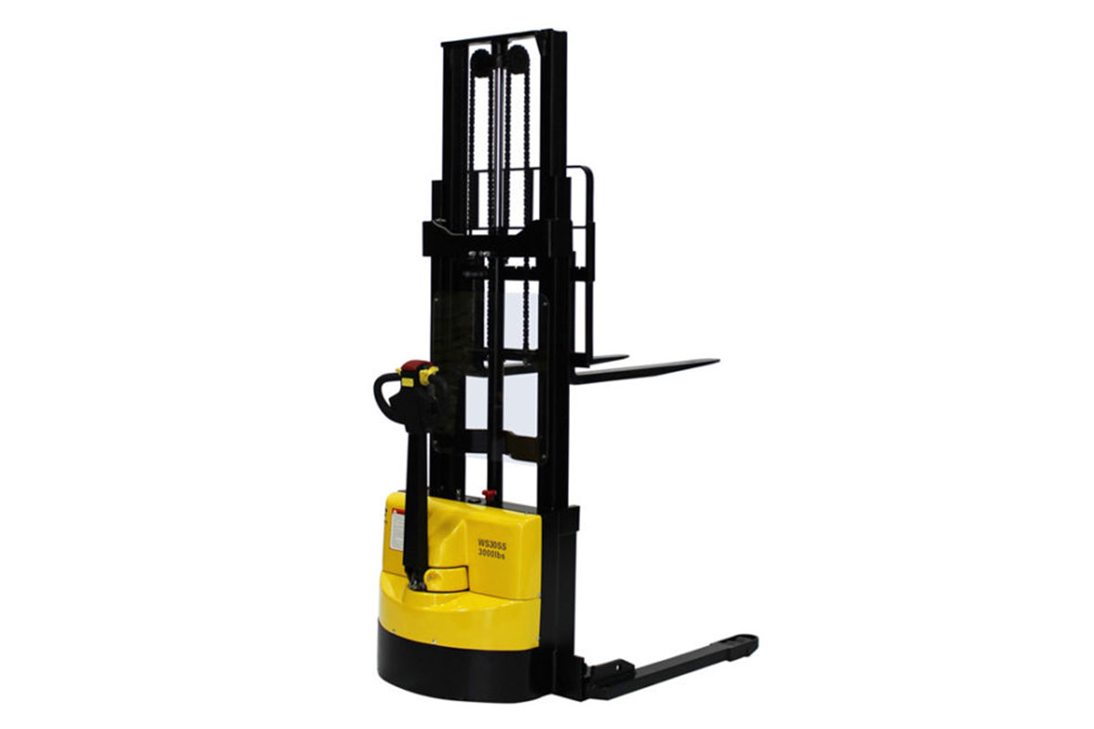 WS30SS-118 ELECTRIC PALLET JACK STACKER 3