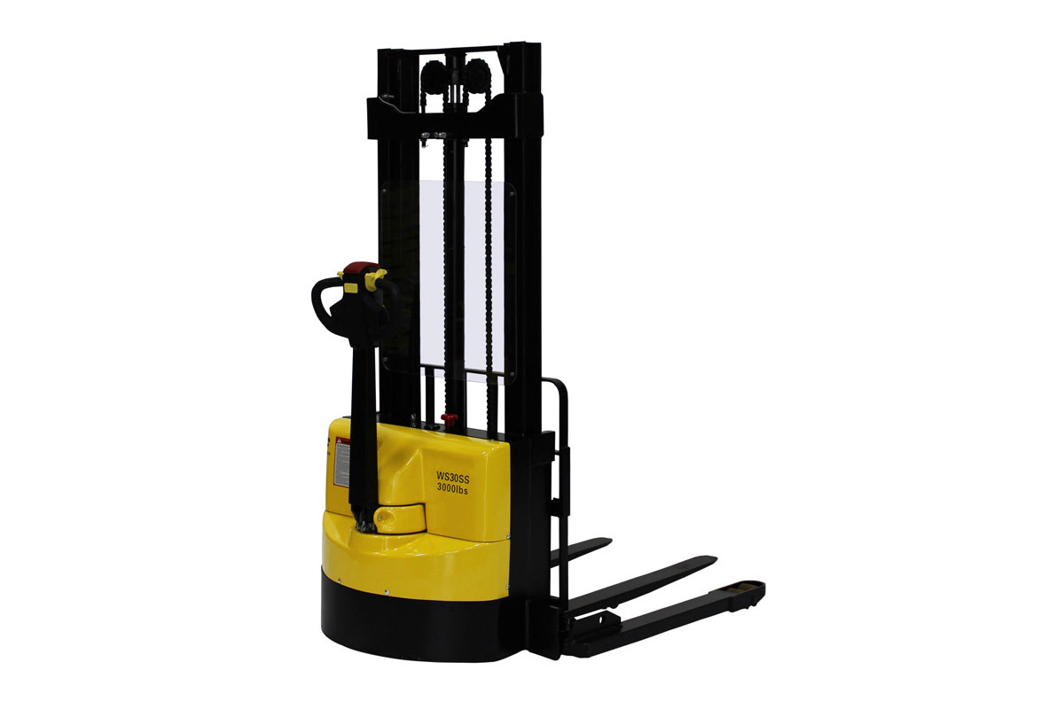 WS30SS-118 ELECTRIC PALLET JACK STACKER 1
