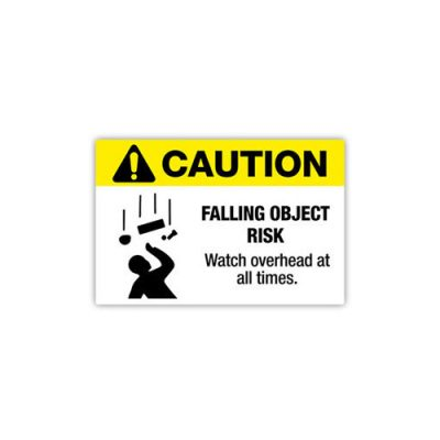 7. Safety Labels signs