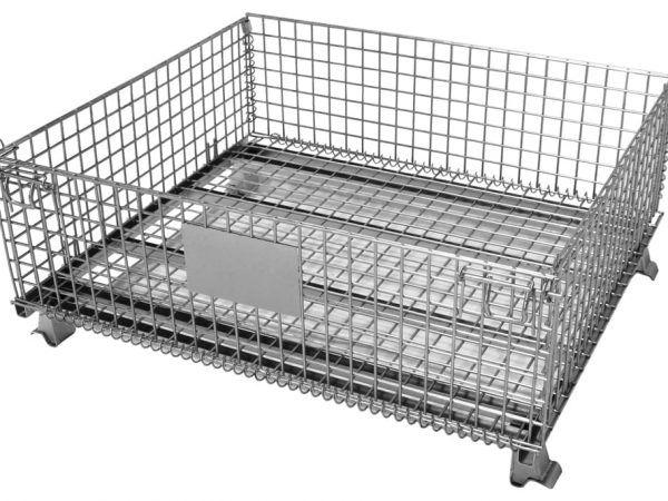 Build To Order Industrial Wire Baskets