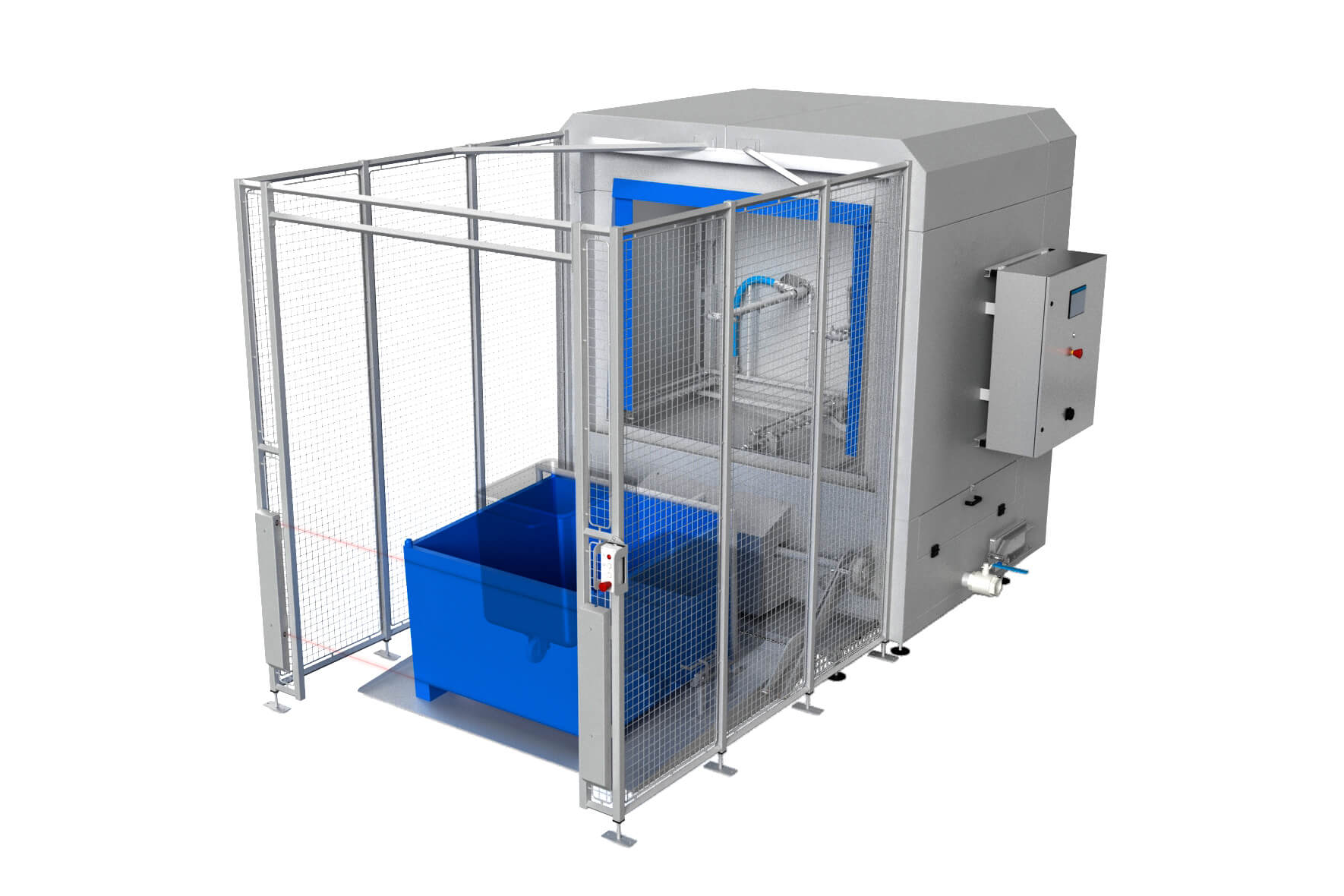 CONTAINER WASHER 2