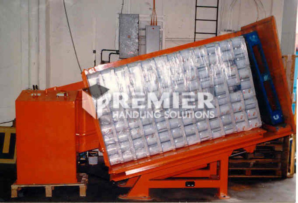 G95 Pallet Spacer Removal Pallet Inverter 32