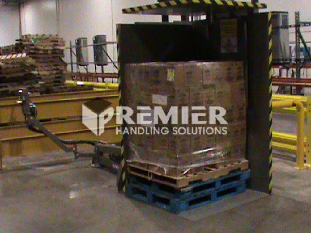 G95 Pallet Spacer Removal Pallet Inverter 26