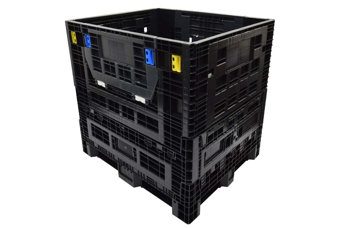48 x 40 x 45 COLLAPSIBLE CONTAINER 1