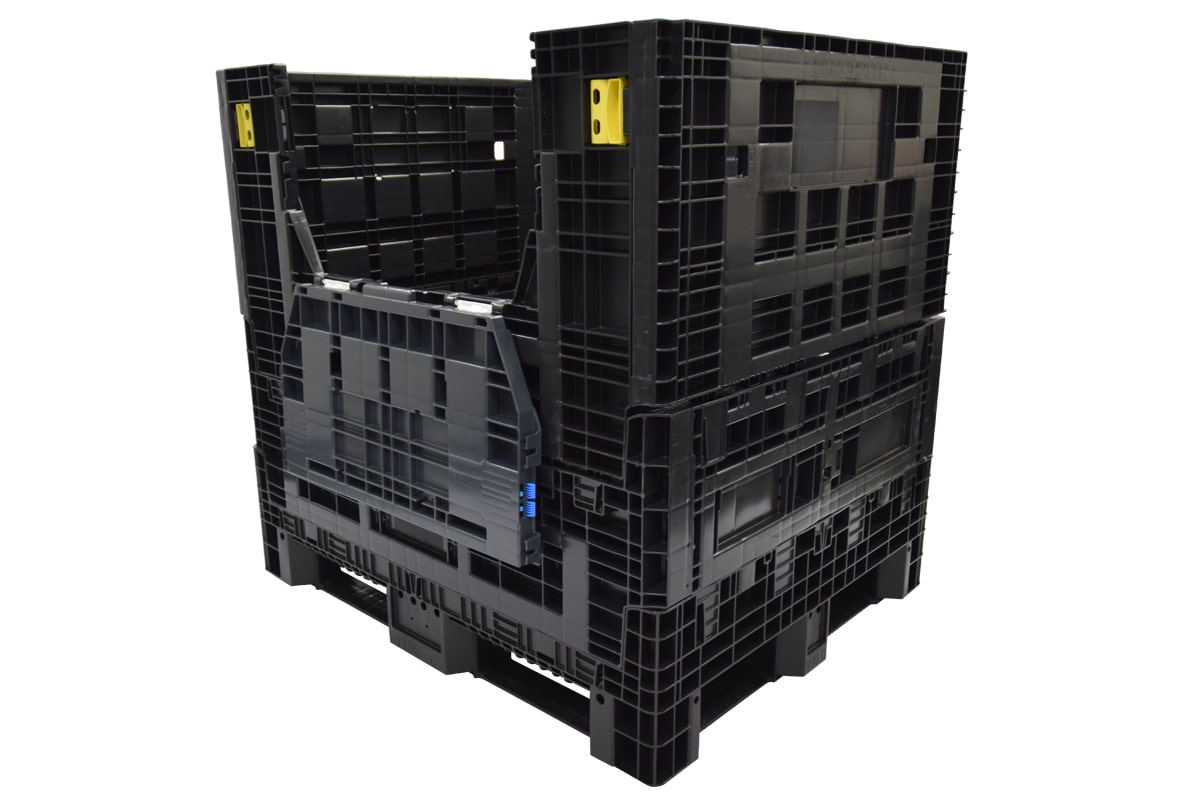 48 x 40 x 45 COLLAPSIBLE CONTAINER 2