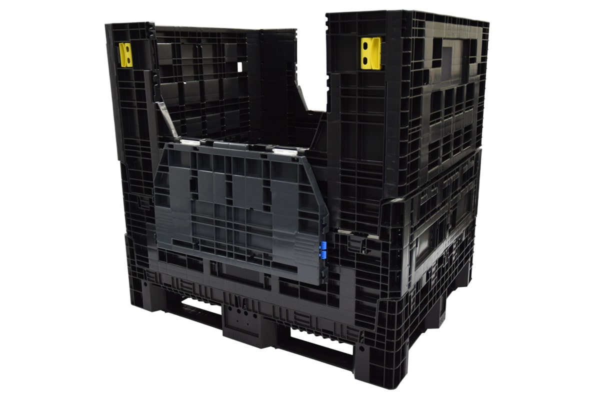 48 x 40 x 45 COLLAPSIBLE CONTAINER 3