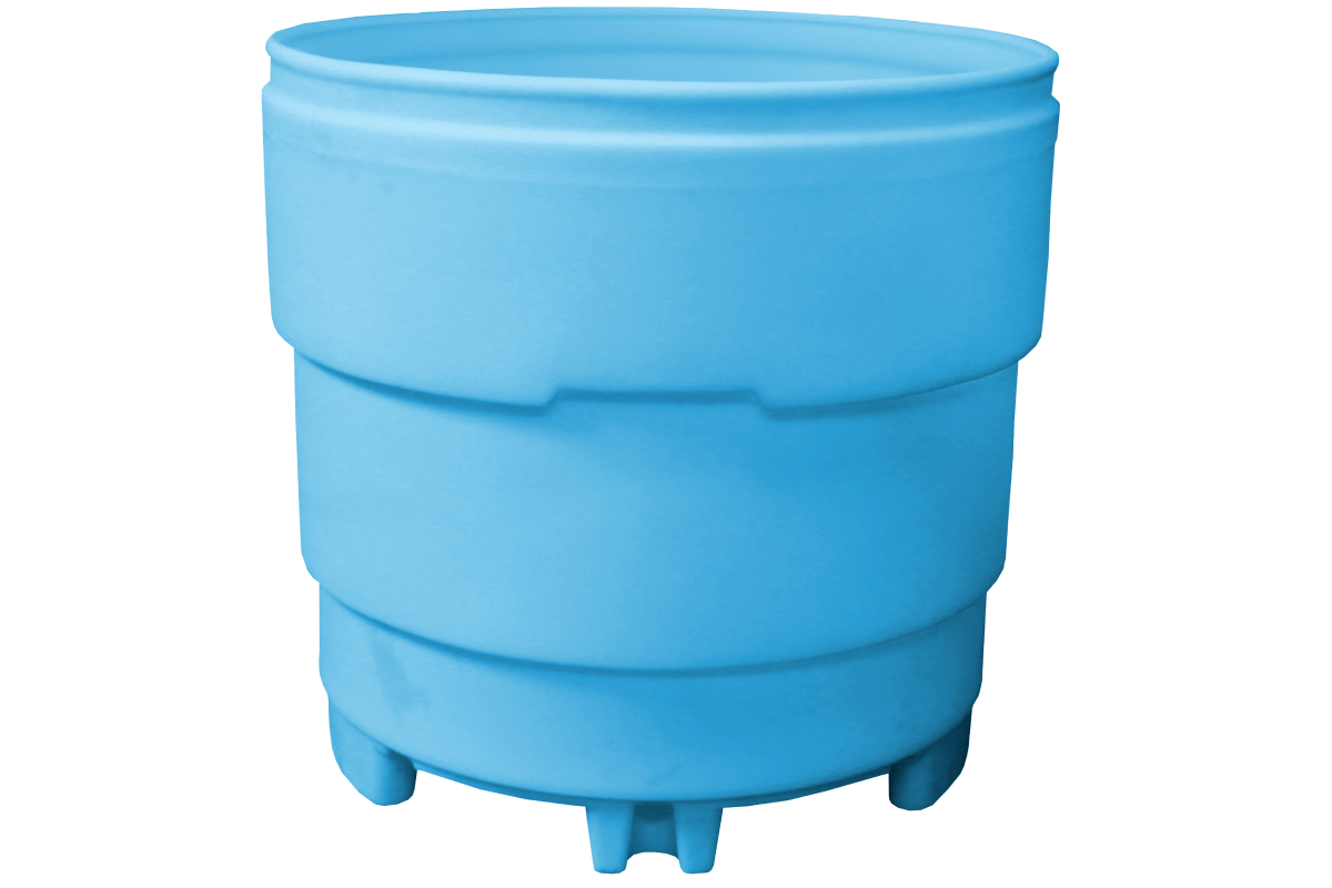 Solid Wall Plastic Drum 1