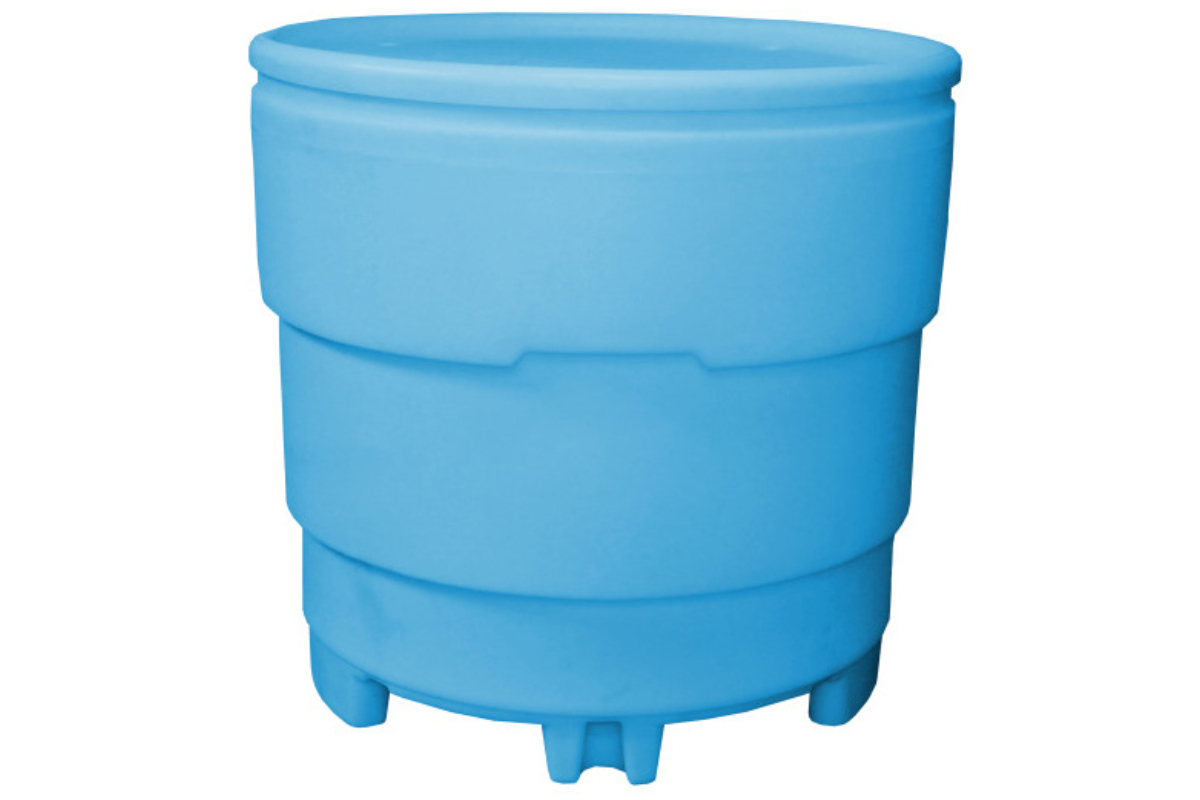 Solid Wall Plastic Drum 3